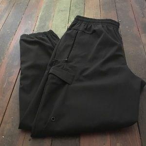Men's Adidas ZNE Black Workout Pants